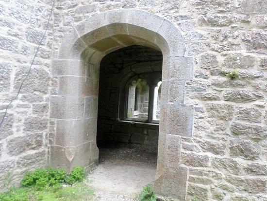 Old Augustinian Friary: Beautiful stonework