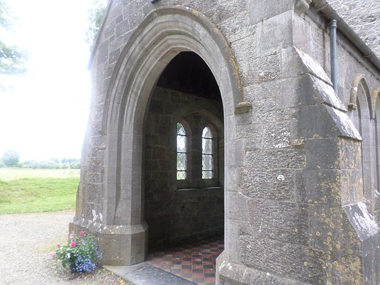 Old Augustinian Friary: Porch into the church