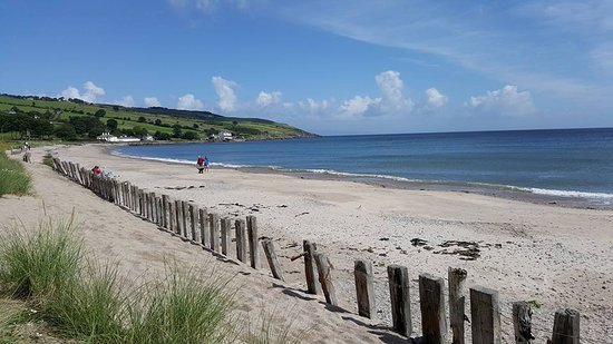 Cushendall, UK: 5 minutes from B and B