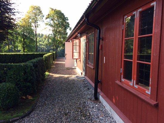 "Telemark, นอร์เวย์: ""Motellet...."""