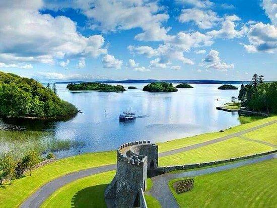 Oughterard, Ierland: Corrib Cruises
