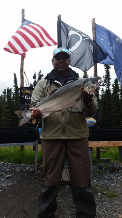 Alaska Fishing & Lodging Foto
