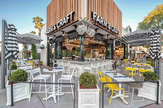 Farm craft scottsdale restaurant reviews phone for Farm and craft scottsdale