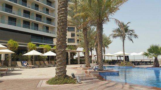 Park Inn by Radisson Abu Dhabi Yas Island: Awesome hotel. Friendly and courteous staff