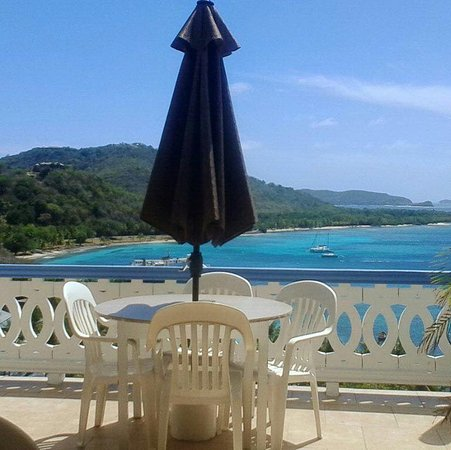 Mustique: The best view