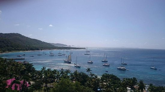 Mustique: The perfect view