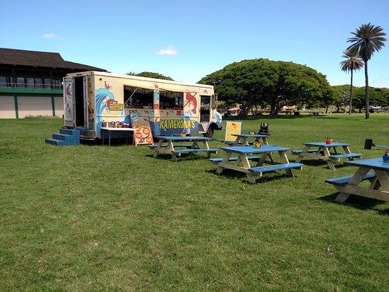 Hawaii Five O Food Truck
