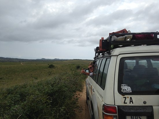 Hibberdene, Sudáfrica: way back from mozam