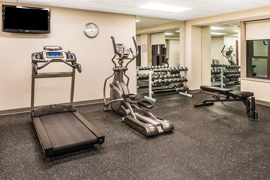 Wyndham Garden Buffalo Williamsville: Fitness Center