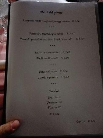 Barete, Italy: La Commenda