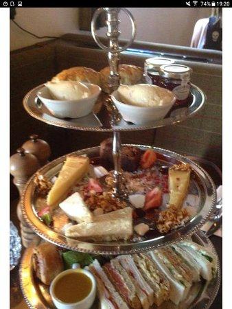 North Killingholme, UK: lovely afternoon tea