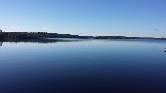 Gowganda, Canadá: Amazing view of the lake