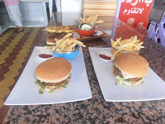 Westcoast: cheese burger