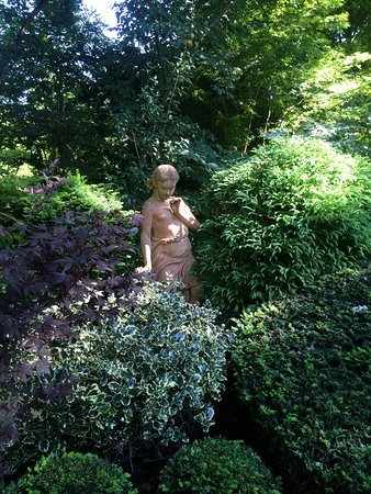 Países del Loira, Francia: jolie statue