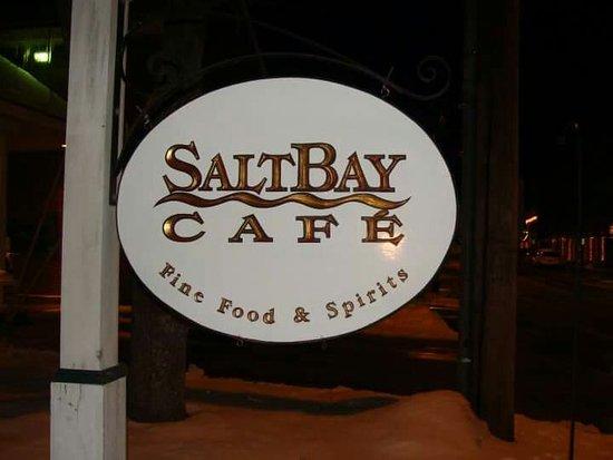 Damariscotta, Μέιν: Salt Bay Cafe