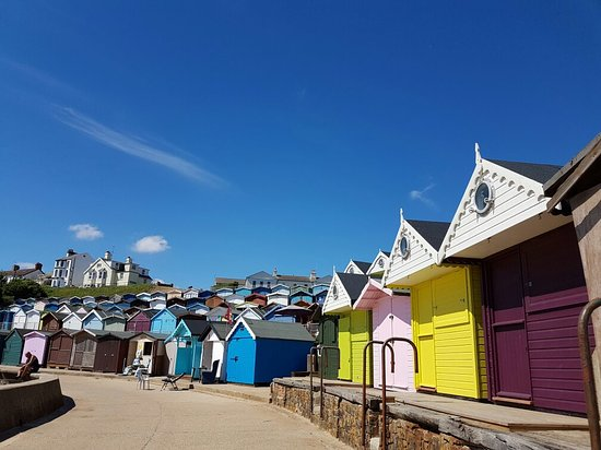 Boutique Beach Huts
