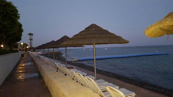 Atlantica Miramare Beach: 20160730_201420_large.jpg