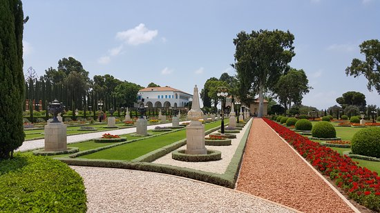 Bahai Gardens  and Shrine