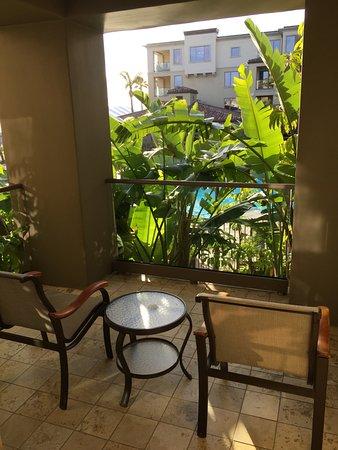 Dolphin Bay Resort & Spa: Balkon