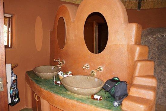 Louis Trichardt, Zuid-Afrika: Badbereich Mwedzi Suite
