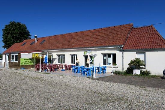 Quend, France: Le restaurant