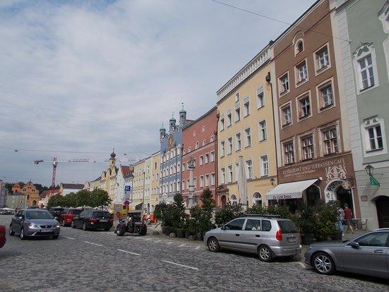 Townhall : La piazza