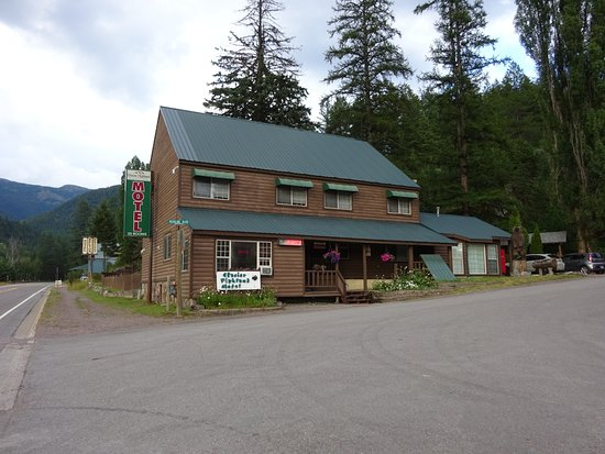 Glacier Highland Resort: Glacier Highland Motel