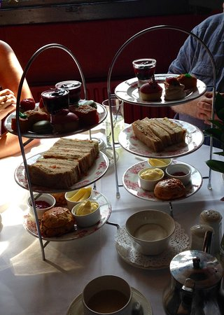 Chester-le-Street, UK: Afternoon tea for 3