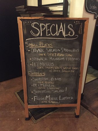 Kittery, ME: specials