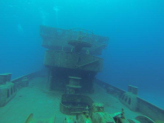 Kittiwake Shipwreck & Artificial Reef: Kittywake