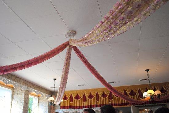 Inside Maharaja Palace