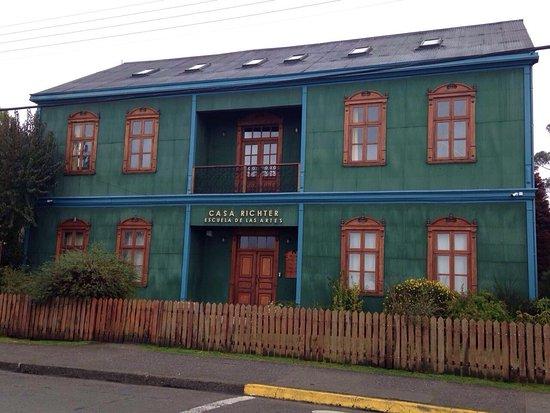 Frutillar, Chile: Casa Richter, escuela de las artes