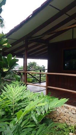Pavones, Costa Rica: Sunset cabina