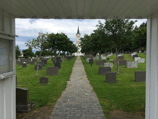Vevelstad Kirke