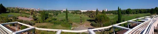 Juvignac, France : Vue sur le golf