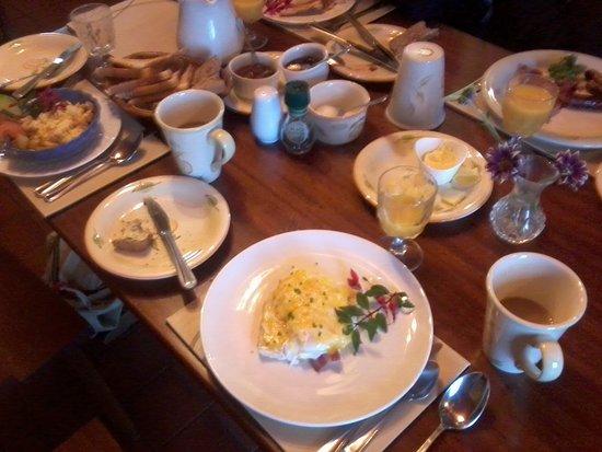 Tuar Beag: La colazione !!!