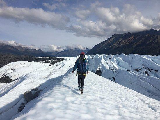Glacier View, AK: We made it!