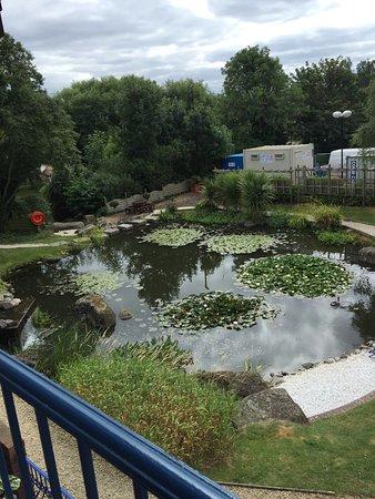 Almondsbury, UK: View from room 250 2nd floor