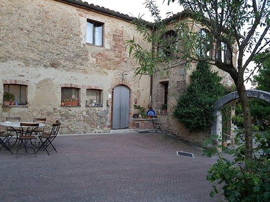 f4b2651cc950f Bello il posto..eccezionale la cucina - Picture of Podere Il Casale ...