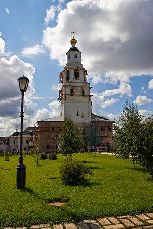 Sviyazhsk, Nga: Церковь Николая Чудотворца