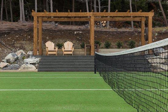 Twizel, Nueva Zelanda: Tennis Court