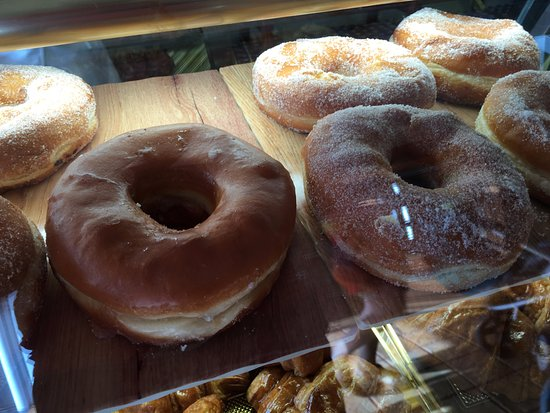 Gran Tarajal, Spagna: Donuts gigantes.