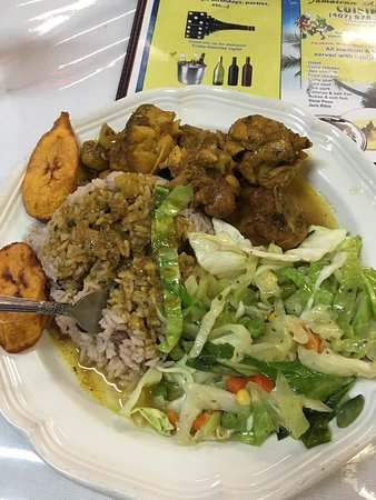 Negril spice jamaican american cuisine sanford for American cuisine restaurant