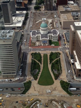 Downtown St. Louis Architectural Walking Tour