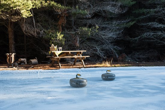 Twizel, Nuova Zelanda: Curling in Winter