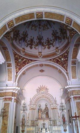 Capilla de la Virgen de los Desamparados (Colonia Segarra)