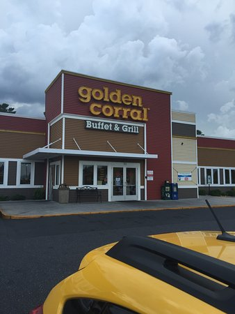 Golden Corral Restaurant