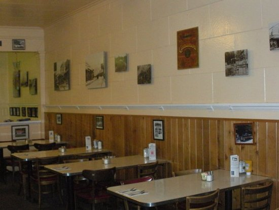 Grass Valley, Californien: Old Town Cafe