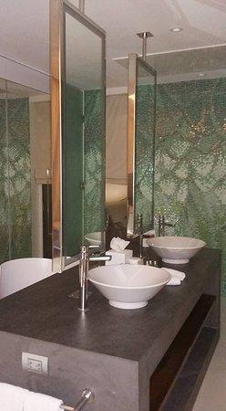 club med punta cana salle de bains oasis zen