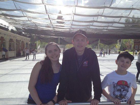 Sun Valley, ID: Ice rink